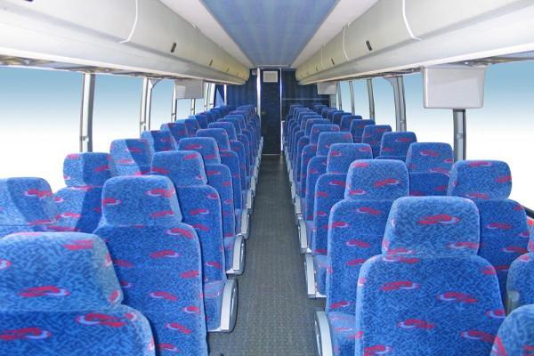 50 Person Charter Bus Rental Aurora