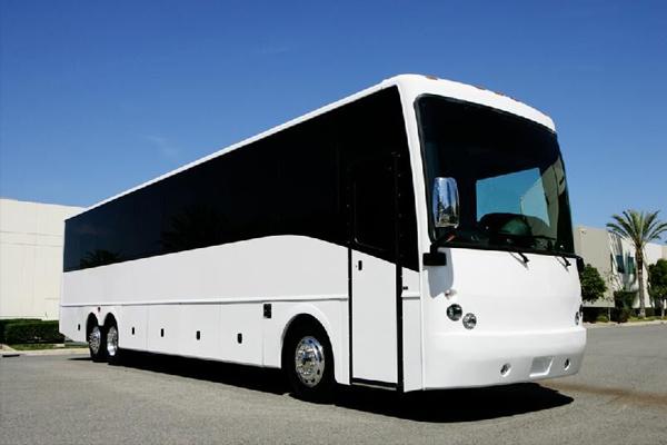 50 Person Charter Bus Service Aurora