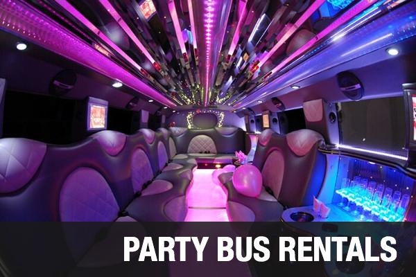 Party Bus Rentals Aurora
