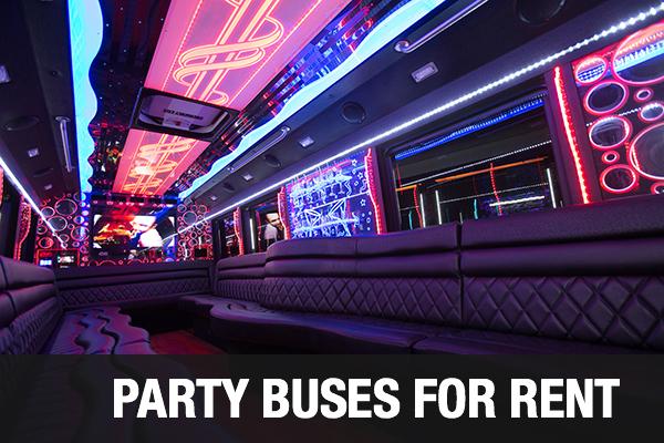 Party Bus Aurora