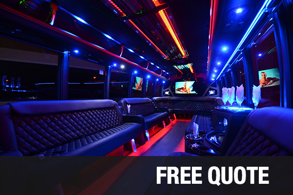Party Buses For Rental Aurora