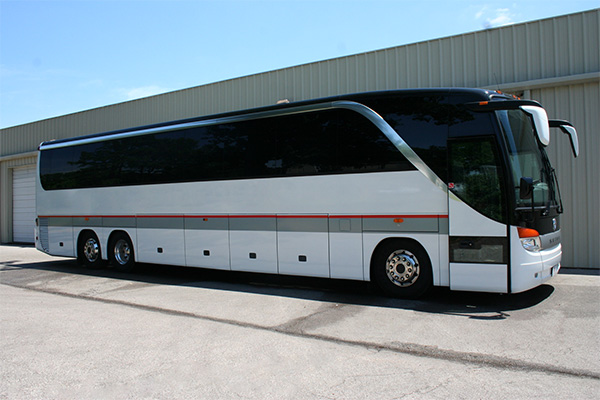 Aurora 56 Passenger Charter Bus